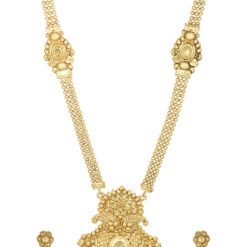 artificial traditional artificial long necklace set-2