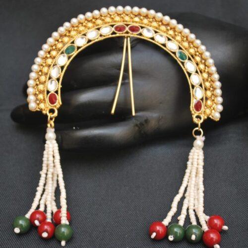 Peshwa Bajirao inspired Juda Pin - Hair Accessory