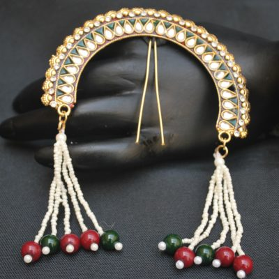 Peshwa Bajirao inspired Juda Pin - Hair Accessory