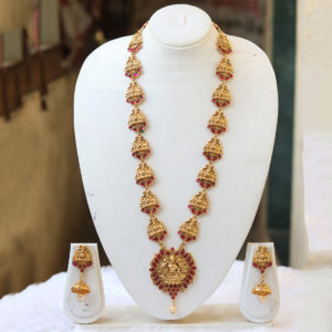 South Indian temple jewellery kemp jewellery
