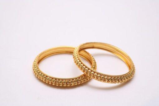 Golden bangles online