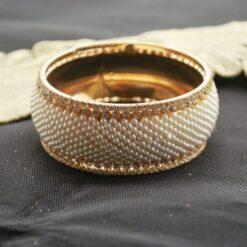 Pearl single bangles