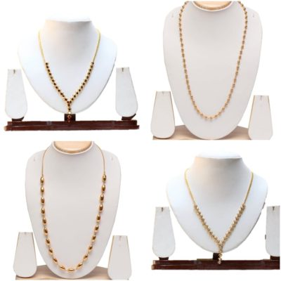 wedding necklace combo sets