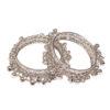 Fashionable oxidized bangles