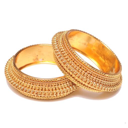 Gold Bangles Indian