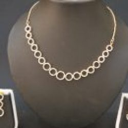 artificial amazingly beautiful ad necklace set