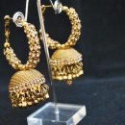 artificial bareilly wala jhumkaa-1