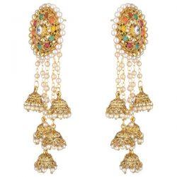 Bahubali Devsena inspired earrings-1