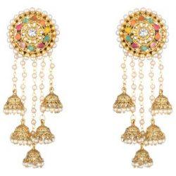 Bahubali Devsena inspired earrings-2