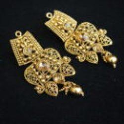 Imitation traditional rajwadi Imitation design long necklace set