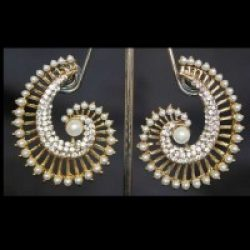 Imitaion Pearl Stunner Earrings